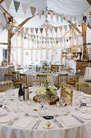 Bunting Flags Wedding Darling Peach Sage Green U0026 Grey Farm Wedding South Farm