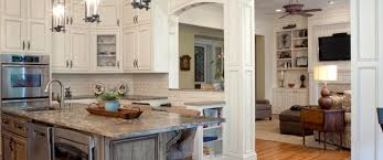 dazzling beige color wooden kitchen island with columns featuring
