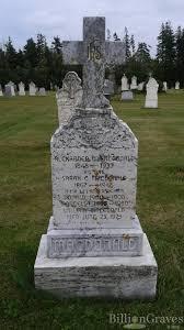 grave site of donald macdonald 1900 1906 billiongraves
