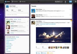 layout of twitter page twitter to get new web layout over the next few weeks techshout