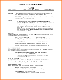 Resume Pattern For Job by 8 What Is A Resume For Jobs Monthly Budget Forms