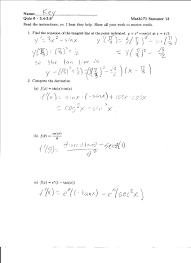 Sin Cos Tan Worksheet Quiz 5 And 6 Solutions Worksheet Solutions Eric Lake