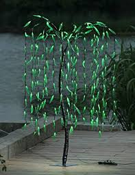 lightshare lighted willow tree 5 5 200 led