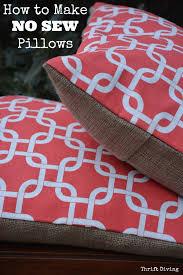 How Do I Make Cushion Covers How To Make Pretty