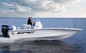 epic boats bay boats u0026 wake boats