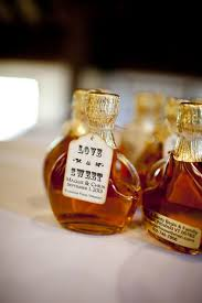 maple syrup wedding favors chris maggie planned a beautiful riverside farm wedding