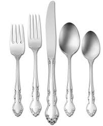 flatware sets silverware and flatware macy s