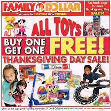 family dollarthanksgiving day 2014 ads and sales