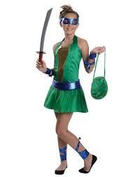 Teenage Mutant Ninja Turtles Halloween Costumes Ninja Turtle Girly Halloween Costume Hunt