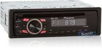 pioneer deh 1300mp deh1300mp cd mp3 wma car stereo w aux in