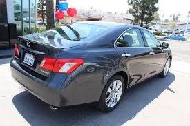 pre owned cars lexus pre owned 2007 lexus es 350 4d sedan in el cajon 3990 rock auto