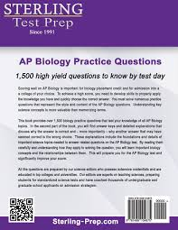 sterling ap biology practice questions high yield ap biology