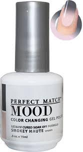 super nail supply llc perfect match mood gel 37 smokey haute