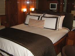 Bedroom Furniture Yate Yacht Azimut 100 Feet Caribbean Front