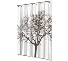 tree brown shower curtain at walmart ca 25 97 bathroom tree brown shower curtain at walmart ca 25 97