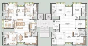 Vastu Floor Plan 6408 sq ft 6 bhk 8t apartment for sale in happy home group surat