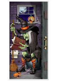 59 halloween witch door decoration witch door decoration 15m