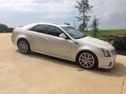 2012 cadillac cts v white diamond sedan ls1tech camaro and