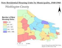 Washington County Pa Map by Maps Phmc U003e Pennsylvania U0027s Historic Suburbs