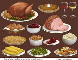 what are thanksgiving foods divascuisine
