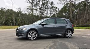volkswagen cars 2017 2017 vw golf tsi sel wolfsburg edition road test review w video
