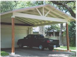 attached carport ideas collection personable wood carports attached to house fresh at