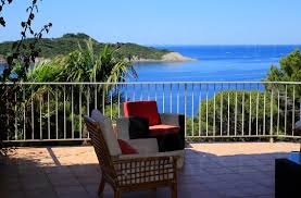 house for sale in giens with panoramic sea view property for