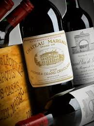 chateau margaux i will drink wine from a secret cave comes to auction time to bid for the