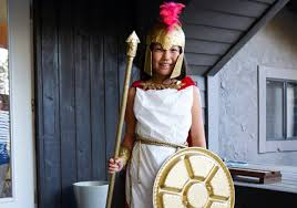 Athena Halloween Costume Announcing Inhabitots U0027 2014 Green Halloween Costume Contest