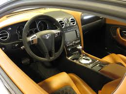 bentley sports car interior bentley continental supersports price modifications pictures