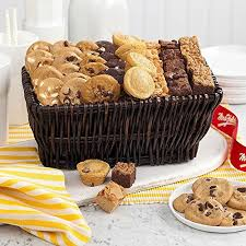 mrs fields brownies mrs fields classics assorted cookies brownies and muffins