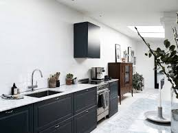 kitchen wall cabinets how high kitchens with no uppers insanely gorgeous or just