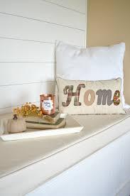 Living Room Tours - cozy farmhouse fall living room tour little vintage nest