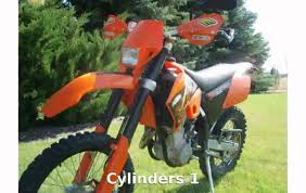 2005 ktm mxc 525 desert racing specs engine youtube
