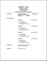 resume templates exles 2017 resume template 2017 canada 28 images canada resume format it