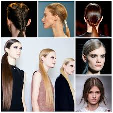 catwalk low ponytail hairstyles for 2017 hairstyles 2017 new