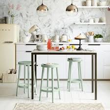 cafe bar stools these mint green bar stools are just so pretty perfect way to add