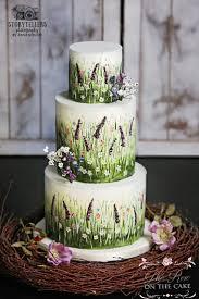 best 25 painted cakes ideas on pinterest cake painting tutorial