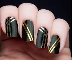 Migi Nail Art Design Ideas Nail Art For Beginners Scotch Tape Design Youtube 25 Best Ideas
