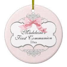 communion ornaments keepsake ornaments zazzle