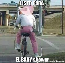 Baby Shower Memes - listo para el baby shower meme de djhdu imagenes memes