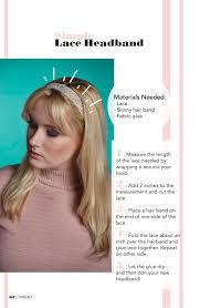 the hairband thread march 2018 by thread magazine issuu
