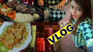 thanksgiving dinner bangalore vlog fine dining restaurant in bangalore lock stock barrel