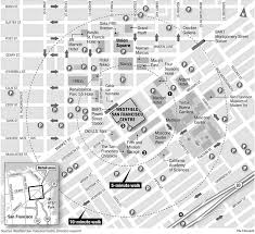 Map Of San Francisco Ca by San Francisco City Center Map San Francisco Ca U2022 Mappery