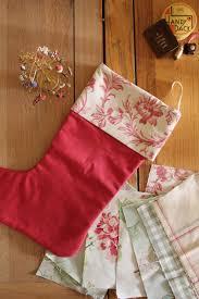 christmas stocking diy laura ashley blog