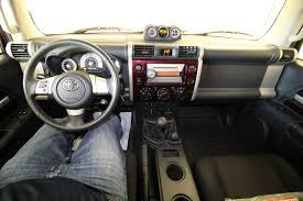 2007 toyota fj cruiser 1 owner super clean low miles rare manual