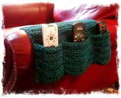 Armchair Caddies Arm Chair Remote Caddy U2013 No Needle Knitting