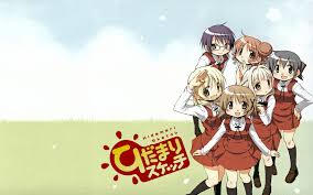 anime hidamari sketch wallpapers desktop phone tablet