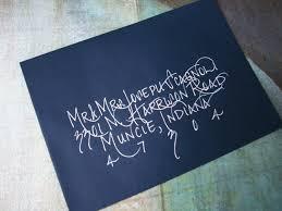 return address on wedding invitations creative ways to address wedding invitations tbrb info