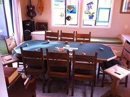 Ana White Dining Room Table by Ana White Classic Chair X 8 A Poker Room Is Born Diy Projects